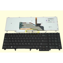 Genuine New Dell Latitude E6520 E5520 Series Us Keyboard Bla