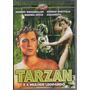 Dvd, Tarzan E A Mulher Leopardo - Johnny Weissmuller - Raro