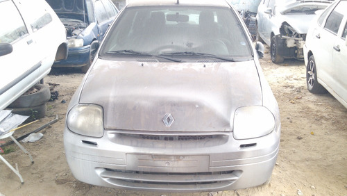 SUCATA DE CLIO 2004 AIR BAG
