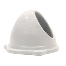 Protetor Em Aço P/ Câmera Dome C/ Infra Web Segurança