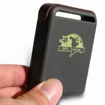 Rastreador Veicular Gps Espião Tk102 Localizador Via Gsm