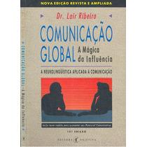 Livro Comunicação Global Lair Ribeiro