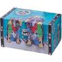 Caixa Decorativa Cachorro Colorido G Porta Objetos -trevisan
