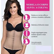 Cinta Modeladora Catarina Feminina Em Borracha
