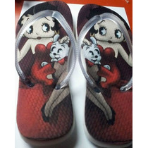 Chinelos Betty Boop 20,00