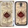 Capa Case + Película Harry Potter Galaxy S4 Mini I9195