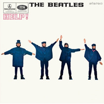 Beatles Help Lp Vinil Novo 180g Uk Stereo