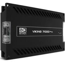 Modulo Amplificador Banda Viking 7000 Potência 7000w Rms