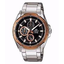 Relógio Casio Edifice Ef-336db-1a5 12x Sem Juros
