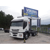 Iveco Stralis Hd 410 6x2t 2010/2011
