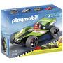 Playmobil Sports - Turbo Racer -lançamento 2014 Cód 5174 Mib