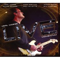 Cd/dvd Neal Morse Momentum: Live (boxset) [eua] Novo Lacrado