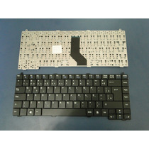 Teclado Original Notebook Lg R480 Com Ç Padrão Abnt Preto