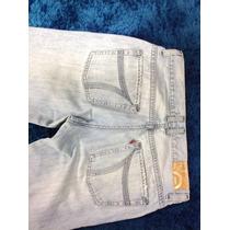 Tng - Calça Jeans Original - Tam 42