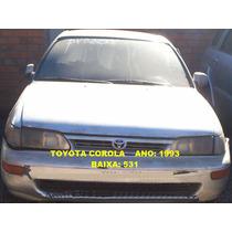 Caixa De Cambio Automatica Corola 1993 (na Troca)