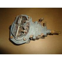 Carburador Duplo Solex Brosol H-34 Seie Opala Gasolina