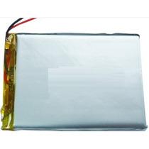 Bateria Tablet 3200 Mah 10,3cm X 6,8cm X 0,3cm 3,7v 2 Fios