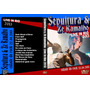 Sepultura E Zé Ramalho 2013 Dvd