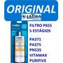 Filtro Latina 5 Elementos Original Pn535 Vitamax Purifive