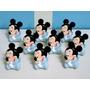 Puxador De Gaveta Infantil - Mickey Baby E Minie Baby