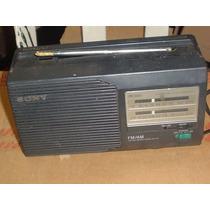 Radio Sony Duas Faixas