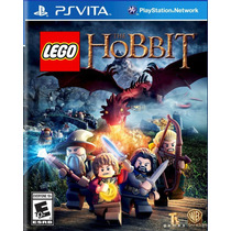 Lego O Hobbit The Video Game Psvita Ps Vita Pronta Entrega