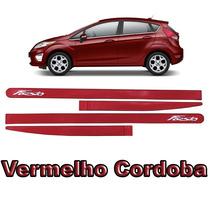 Friso Lateral New Fiesta-vermelho Córdoba-promoção!