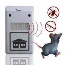 Repelente Eletrônico Espanta Rato Baratas Mosquito Zika