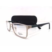 Armacao Rb6248 Oculos Feminino Importado Garantia Nova Linda