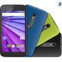 Smartphone Celular Moto G 3ª Geração Colors Frete Grátis