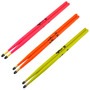 Baqueta 5a Nylon Luminosa Diversas Cores Spanking 2658