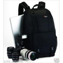 Mochila Lowepro Fastpack 350. Câmera Dslr E Notebook 17