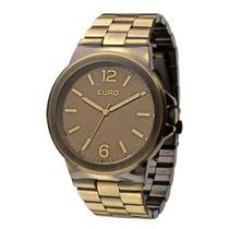Relógio Euro Analógico Saragoça Eu2036ajd Promoção