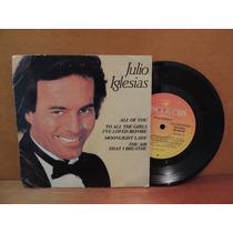 Disco Vinil Lp Compacto Julio Iglesias All Of You