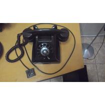 Telefone Ericsson Baquelite Modelo Dbh 15x46 - Anos 50/60