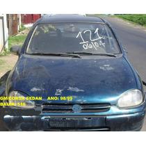 Homocinetica Corsa Sedan 98/99 Esquerdo Não Compre Sem Ver