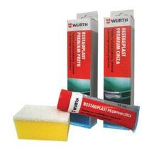 Revitalizador Plástico Wurth Plast-pt Preto Restauplast