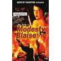 Vhs - Meu Nome É Modesty Blaise - Quentin Tarantino
