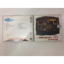Cd - Nirvana - Unplugged In New York
