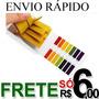 80 Teste Ph Piscina, Áquario, Urina, Saliva,etc