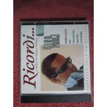 Gino Paoli, Cd Ricordi...o Melhor Da Música Italiana, 1999