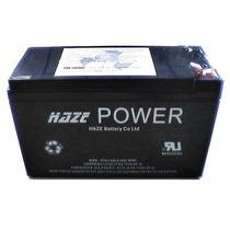 Bateria Selada 12v 1,3ah 2 Anos - Gp 12-1.3