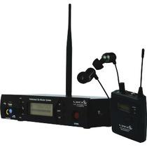Transmissor In Ear Ponto Eletrônico Digital Lyco Pe-640pro