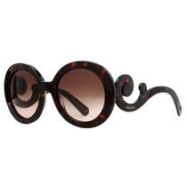 Óculos De Sol Prada Spr 27n 2au-6s1 Havana