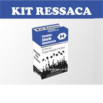 30 Kit Ressaca Administração, Lembrancinhas Para Formatura