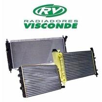 Radiador Chevrolet D20 D40 Visconde 12235