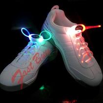 Cadarço Led Style Multi-color Luminoso Neon Para Tênis (par)