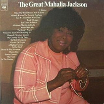 The Great Mahalia Jackson - Albúm Duplo