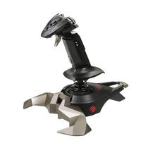 Joystick Manche Madcatz Cyborg V1 Pc Simulador Voo Saitek
