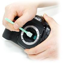 2 Hastes Limpeza Sensor Cmos Nikon D3200 D5100 D5200 D7100